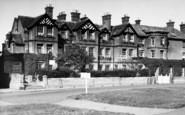 Aldeburgh, Wentworth Hotel c.1955