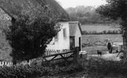 Alderholt, Cripplestyle, The Old Chapel c.1960