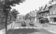 Alderley Edge, High Street c.1960