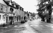 Alderley Edge, London Road c1965