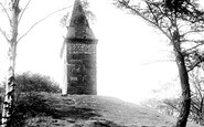Alderley Edge, The Beacon 1896