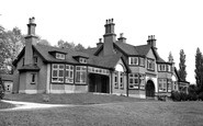 Alderley Edge, The Cottage Hospital c.1955