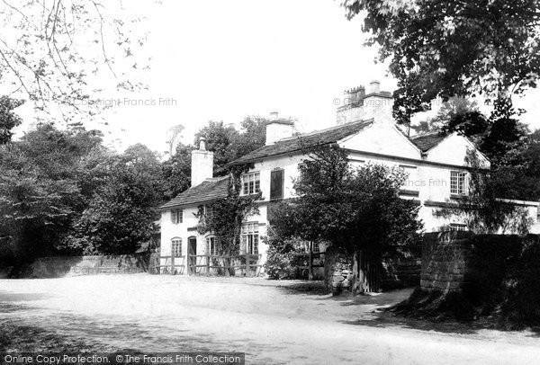 Alderley Edge, The Wizard Inn 1896