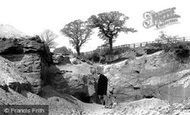 Alderley Edge, West Mine 1896