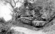Alderley Edge, Wizard's Well 1896