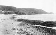 Alderney, Clonque Bay 1915