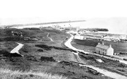 Alderney, Harbour 1915