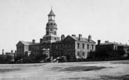 Aldershot, Cambridge Hospital 1891