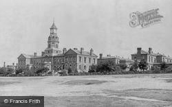 Aldershot, Cambridge Military Hospital 1891