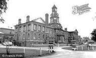 Aldershot, Cambridge Military Hospital c1965