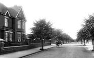 Aldershot, Cargate Avenue 1898