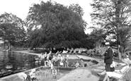 Aldershot, Children's Corner 1931