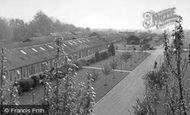 Aldershot, Connaught Hospital c.1955