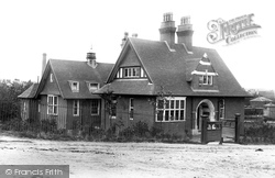 Aldershot, Cottage Hospital 1897
