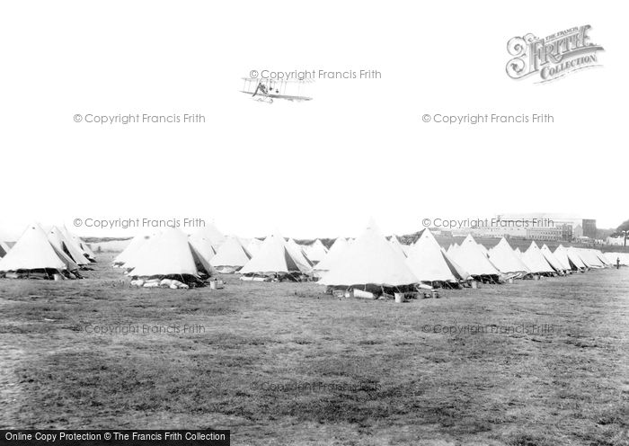 Aldershot, Do Not Use   Cove Camping Ground  (Not1898)