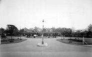 Aldershot, Entrance To Connaught Hospital c.1955