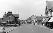 Aldershot, High Street c.1955