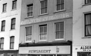 Aldershot, High Street c.1965