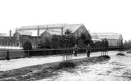 Aldershot, North Camp Gymnasium And Swimming Baths 1905