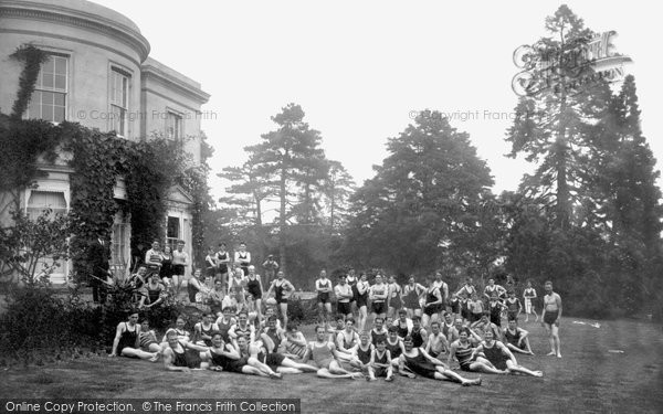 Aldershot, On The Lawn 1931
