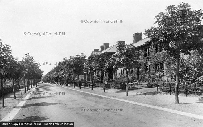 Aldershot, Oudenarde Barracks 1898