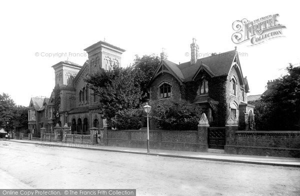 Aldershot, Presbyterian Church 1898
