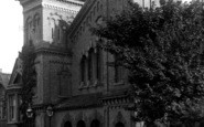 Aldershot, Presbyterian Church 1898