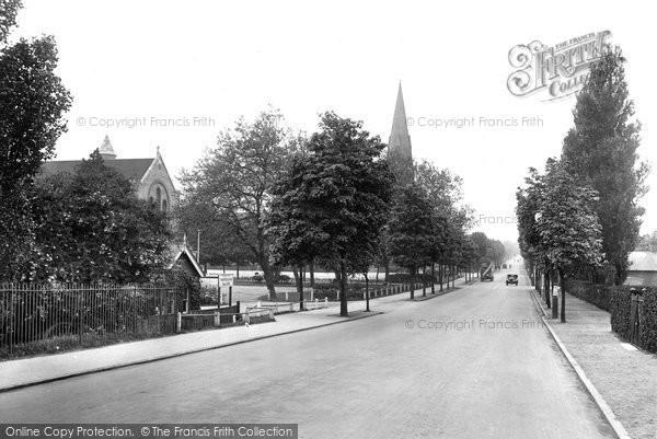 Aldershot, Queen's Avenue 1928