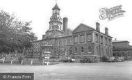 Aldershot, The Cambridge Military Hospital c.1965