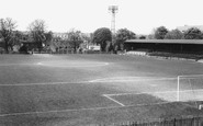 Aldershot, The Recreation Ground c.1965