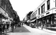Aldershot, Union Street 1935