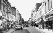 Aldershot, Union Street c.1965