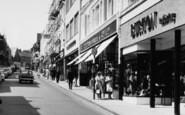 Aldershot, Union Street, Chain Stores c.1965