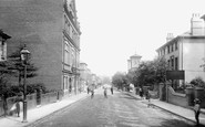 Aldershot, Victoria Road 1891
