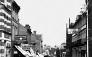 Aldershot, Victoria Road 1927