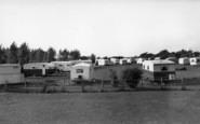 Aldwick, Pinehurst Holiday Caravan Site c.1955