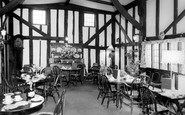 Alfold Crossways, The Barn, Dining Room c.1965