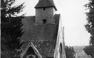 Alfold, St Nicholas Church c.1950