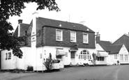 Alfold, The Crown Inn c.1965