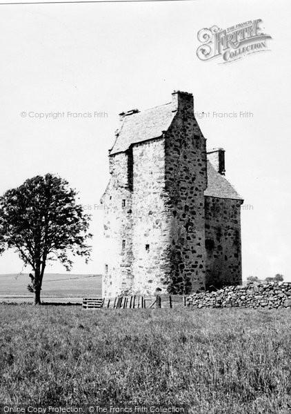 Alford, Balfuig Castle 1949