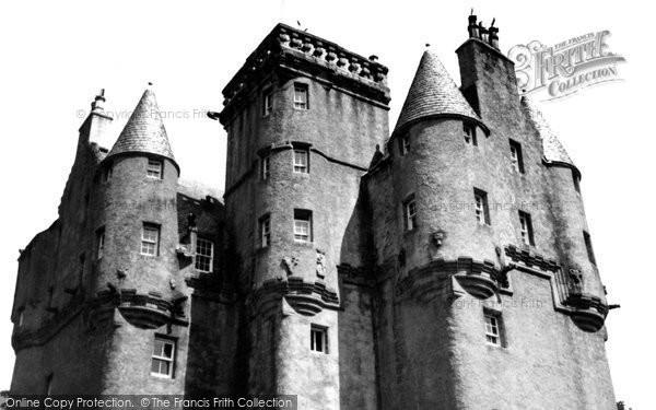 Alford, Craigievar Castle 1949