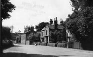 Alford, East Street c.1955