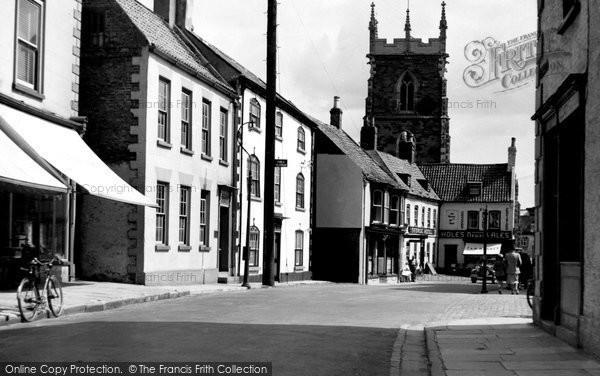 Alford, High Street c.1955