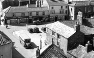 Alford, The Market Place c.1950