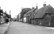 Alford, West Street c.1950