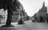 Alfriston, From The Market Square c.1960