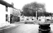 Alfriston, Market Square 1921