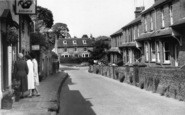 Alfriston, North Street c.1960