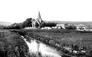 Alfriston, St Andrew's 1894