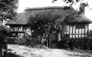 Alfriston, The Clergy House 1921